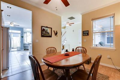 Formal Dining right off the kitchen.