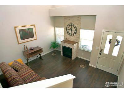 Open Main Floor Plan