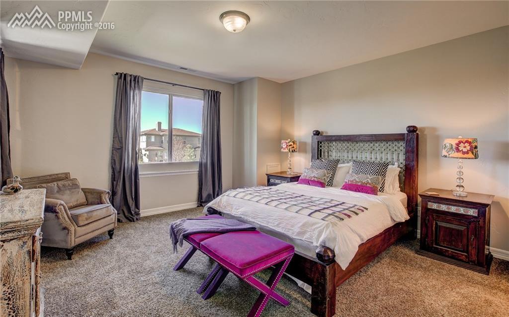 Spacious basement guest suite
