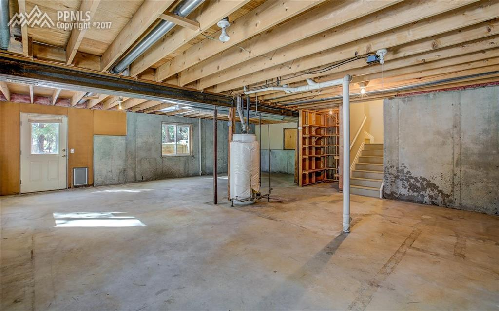 Unlimited Options for Basement