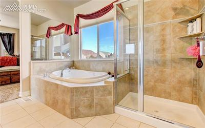 Luxurious 5 Piece Master Bath