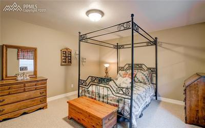 3rd Bedroom, Lower Level