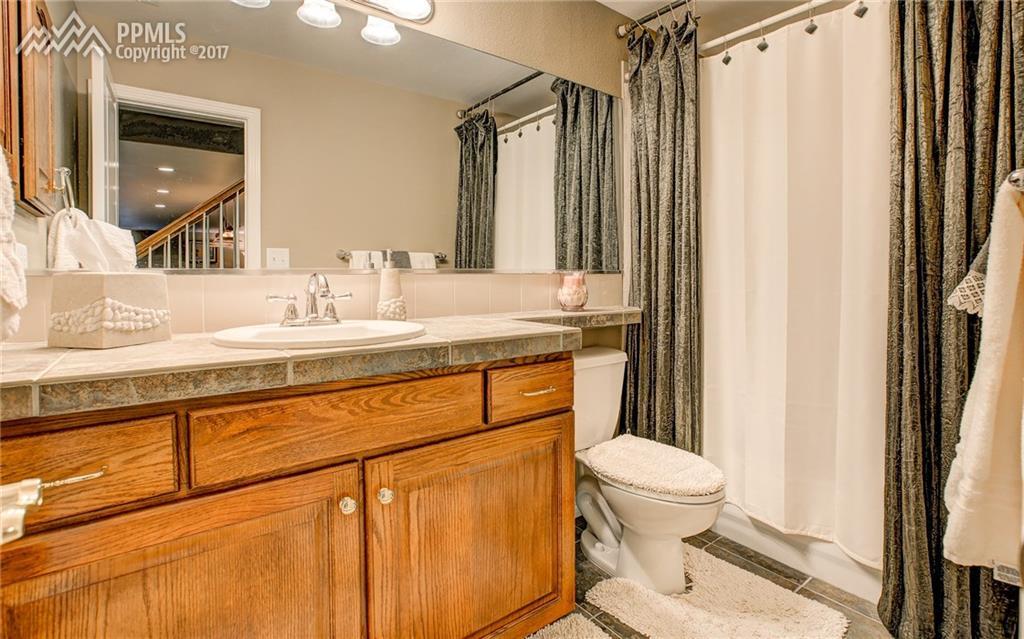 Lower Level, 3rd Full Bath
