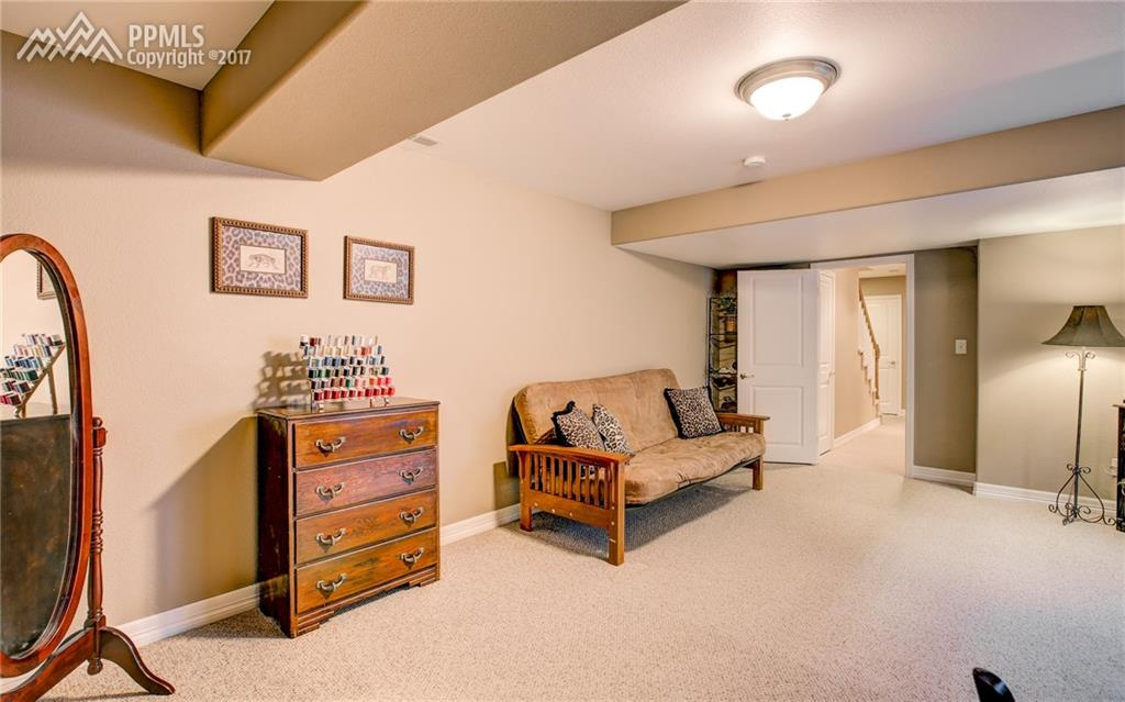 Large 4th Bedroom, Lower Level