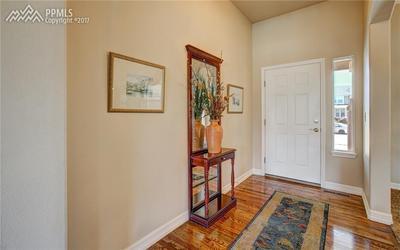 Wood Floors Add Warmth To Main