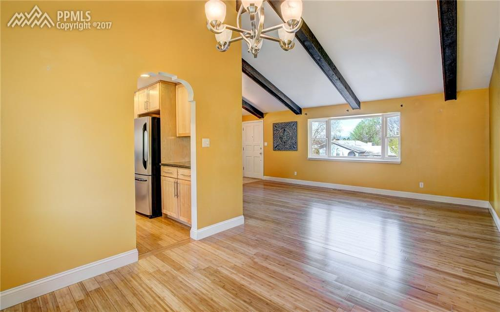 Large Living/Dining Room Combo