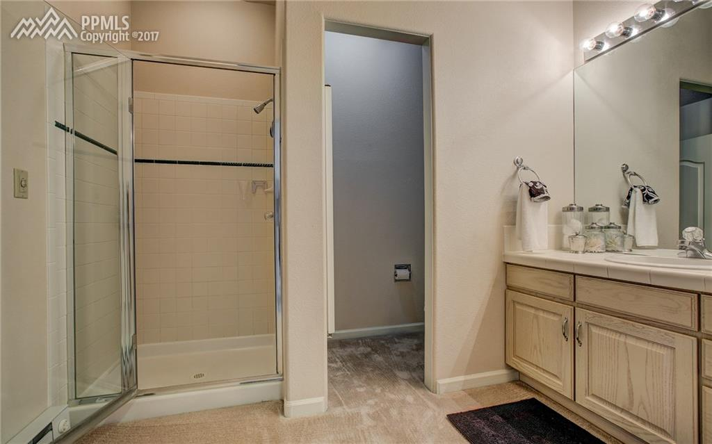 3/4 Bath, Lower Level
