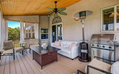Covered Composite Deck, Perfect Spot To Unwind!
