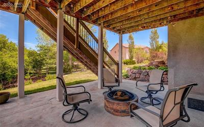 Lower Level Patio W/ Firepit