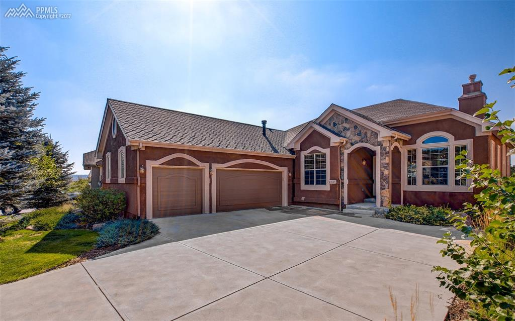 Immaculate Ranch Floor Plan In Flying Horse