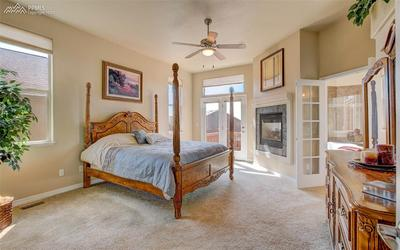 Spacious Master Suite With Walk-Out To Deck