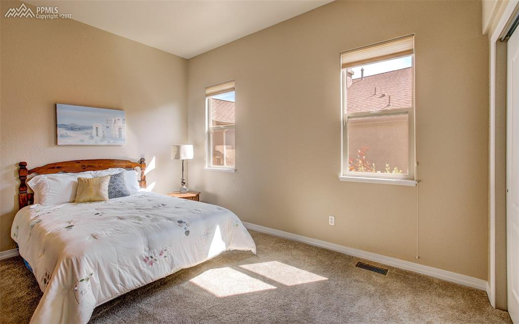 2nd Bedroom Located On the Main Level