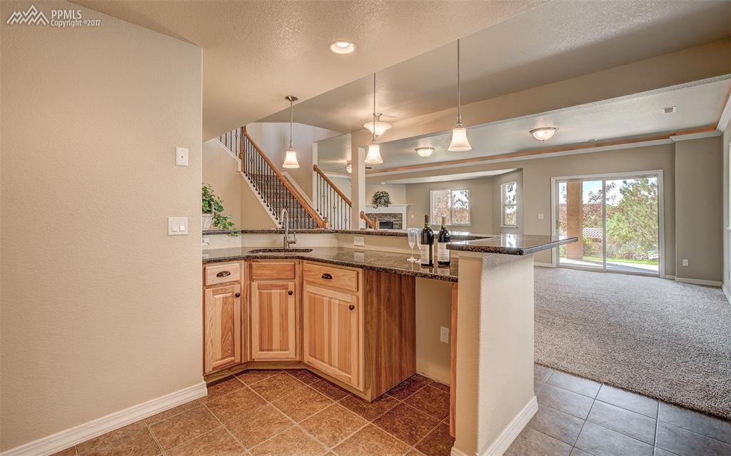 Perfect Spot For Entertaining Friends And Family