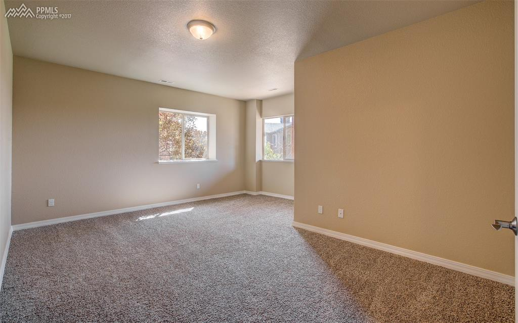4th Bedroom Located On Lower Level
