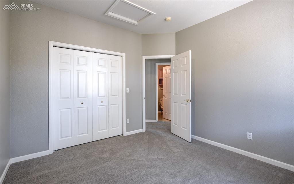 Main Level 3rd Bedroom