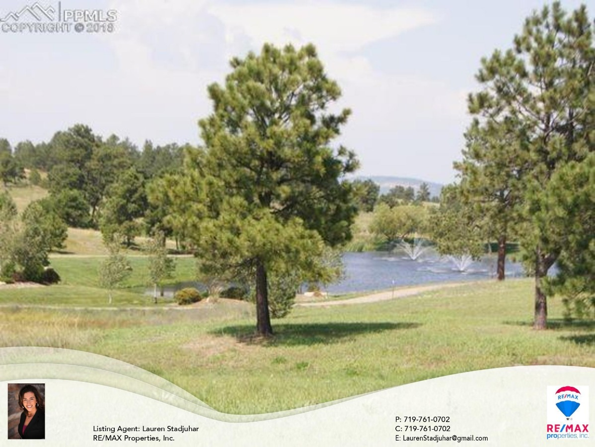 Fantastic lot in the picturesque Walden Preserve.