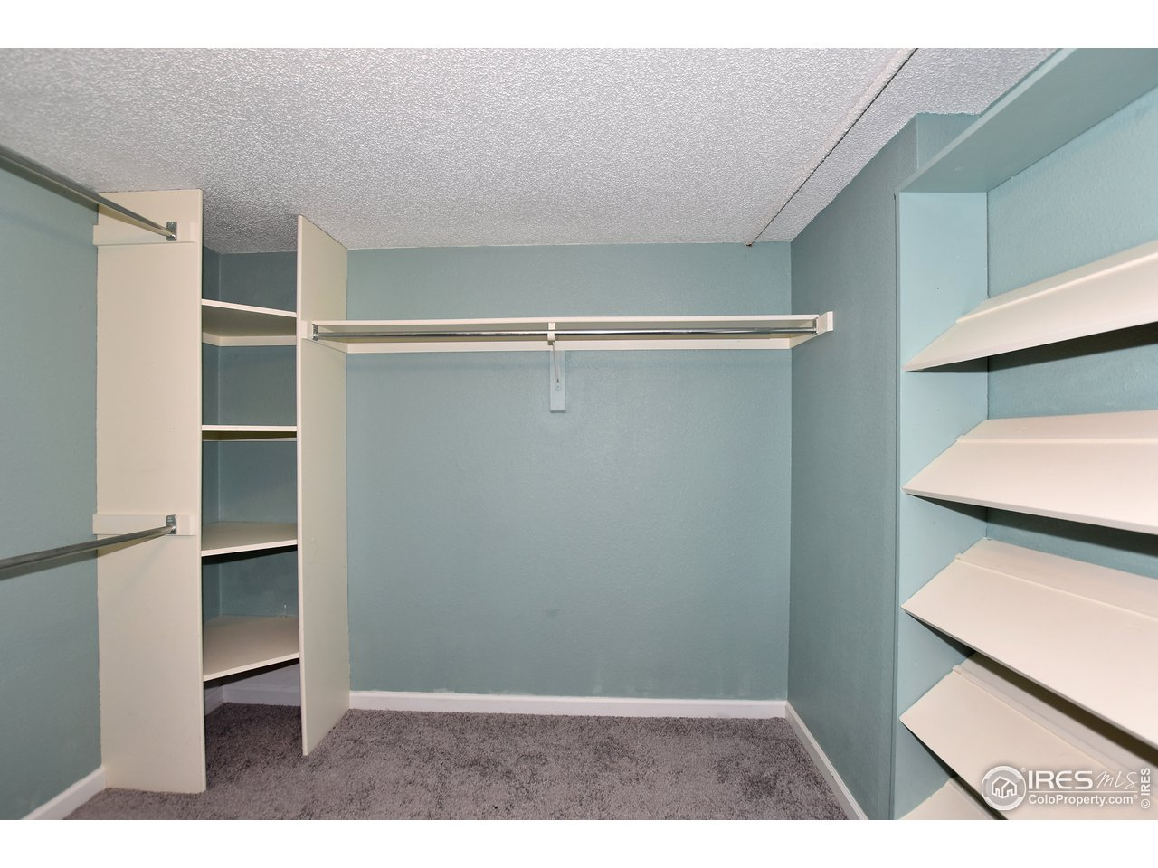 HUGE Walk-In Closet