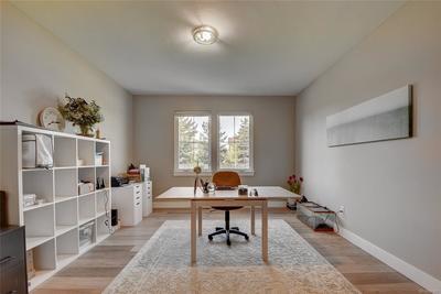 Main floor study.