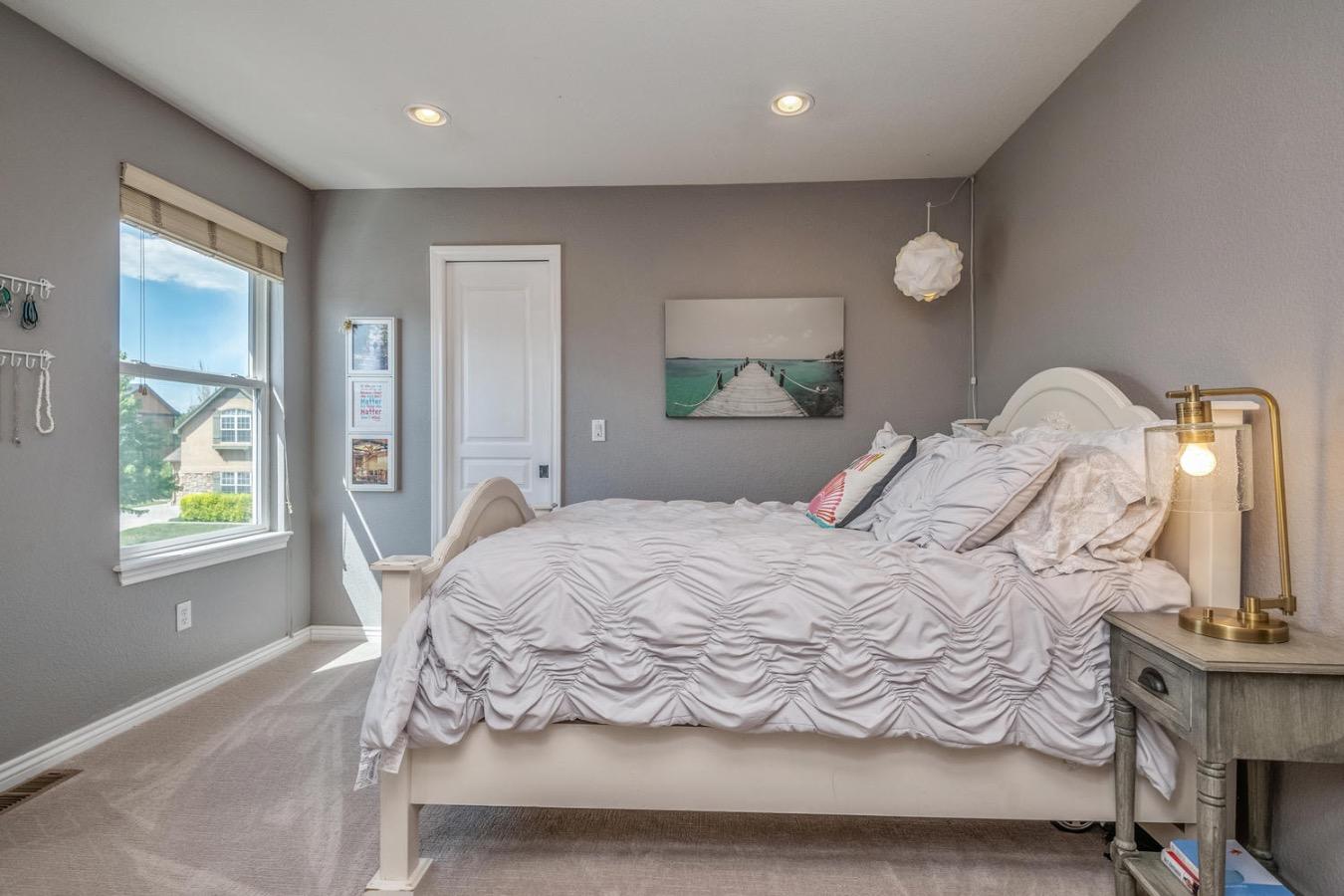 Bedroom 2 on upper level