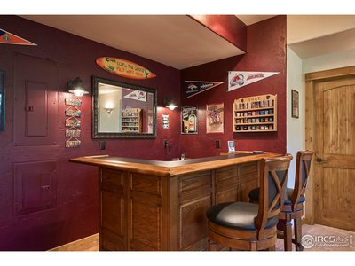 Ready to party with your own bar!