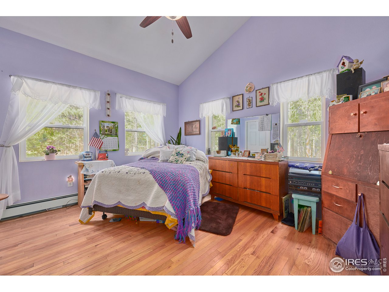 Master bedroom suite added on in 2012