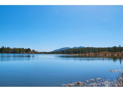 Snowline Lake- a private, stocked fishing lake