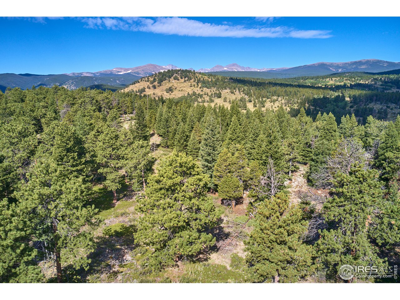 Potential Views of Divide Mtns & Eldora!