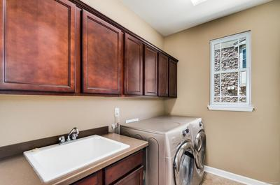 Main Level Laundry/Mud Room
