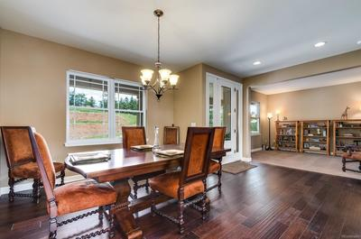 Spacious Formal Dining Area for Large Family & Friend Gatherings