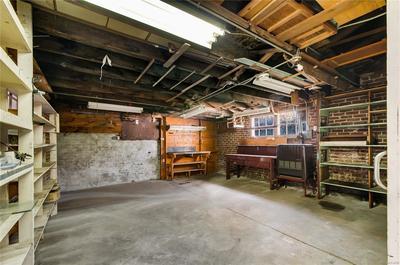Indoor workshop area!
