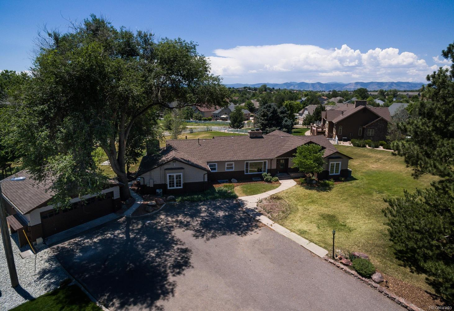 Complete Privacy with Great Open Space!