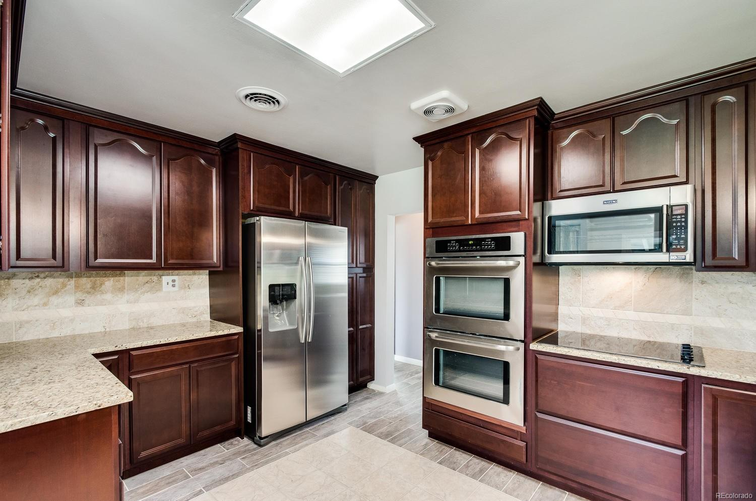 Remodeled Grand Gourmet Kitchen