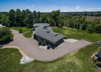 Enormous 1.03 Acre Private Estate with Wraparound Driveway