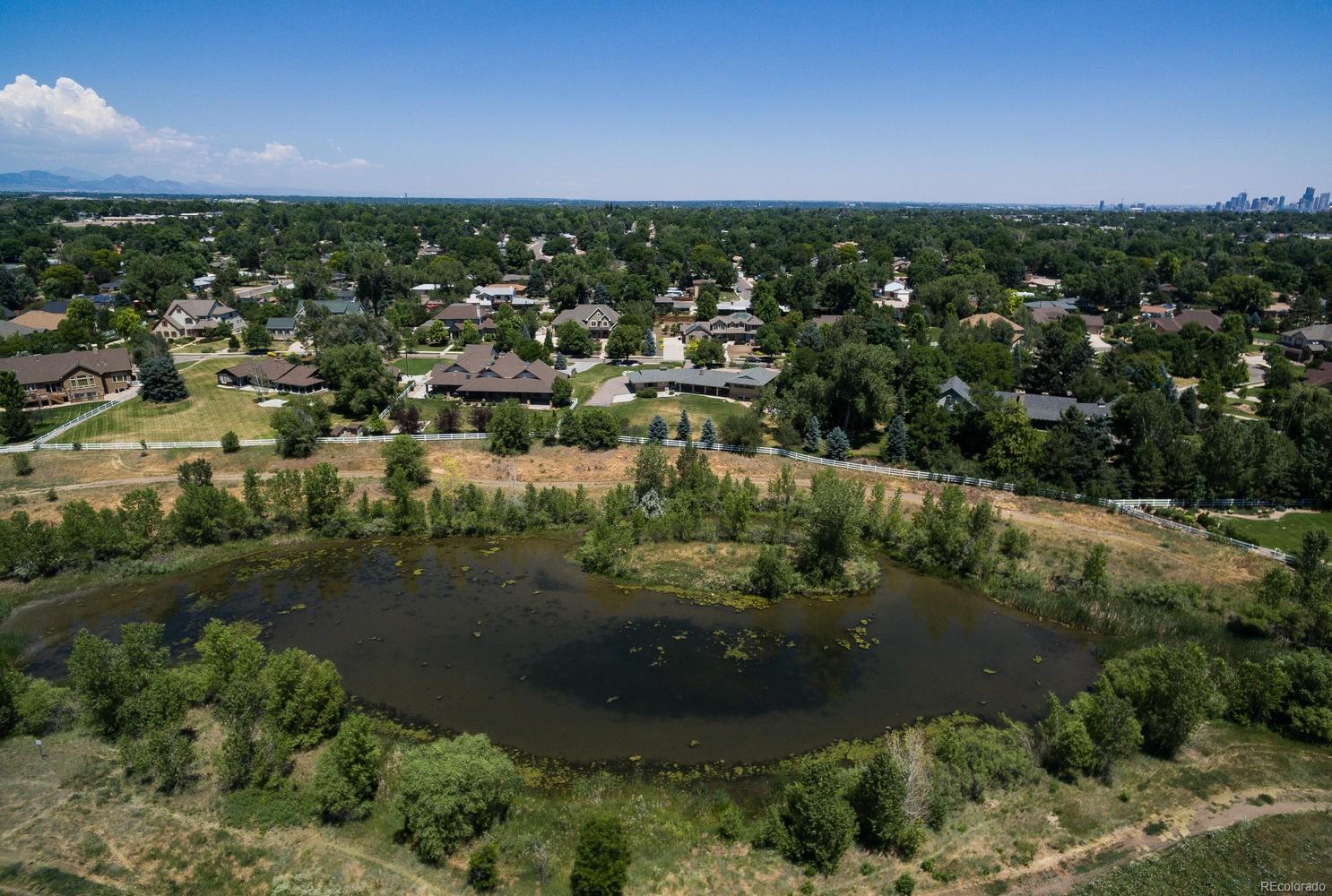 Lake Views and Walking Trails