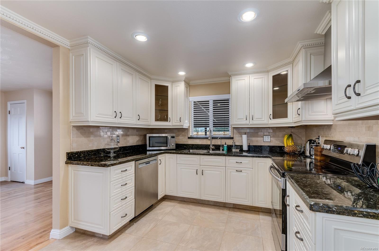 High-End Custom Remodeled Kitchen