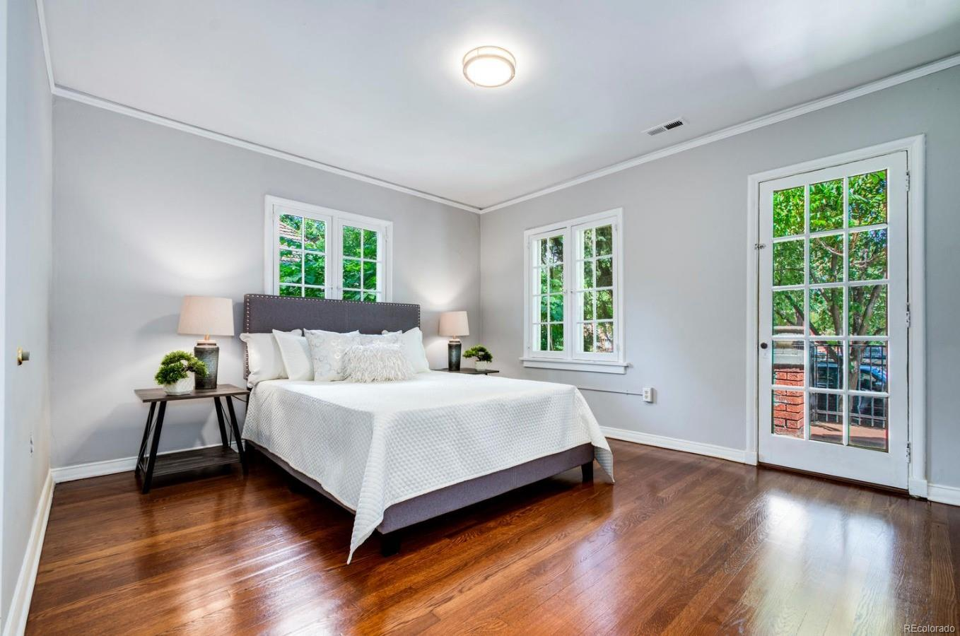 Sizeable Master Bedroom.