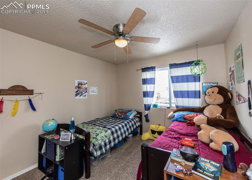 Second Upper Bedroom