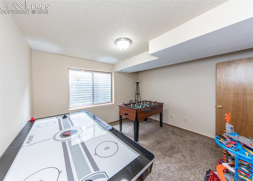 Basement Bedroom/Playroom