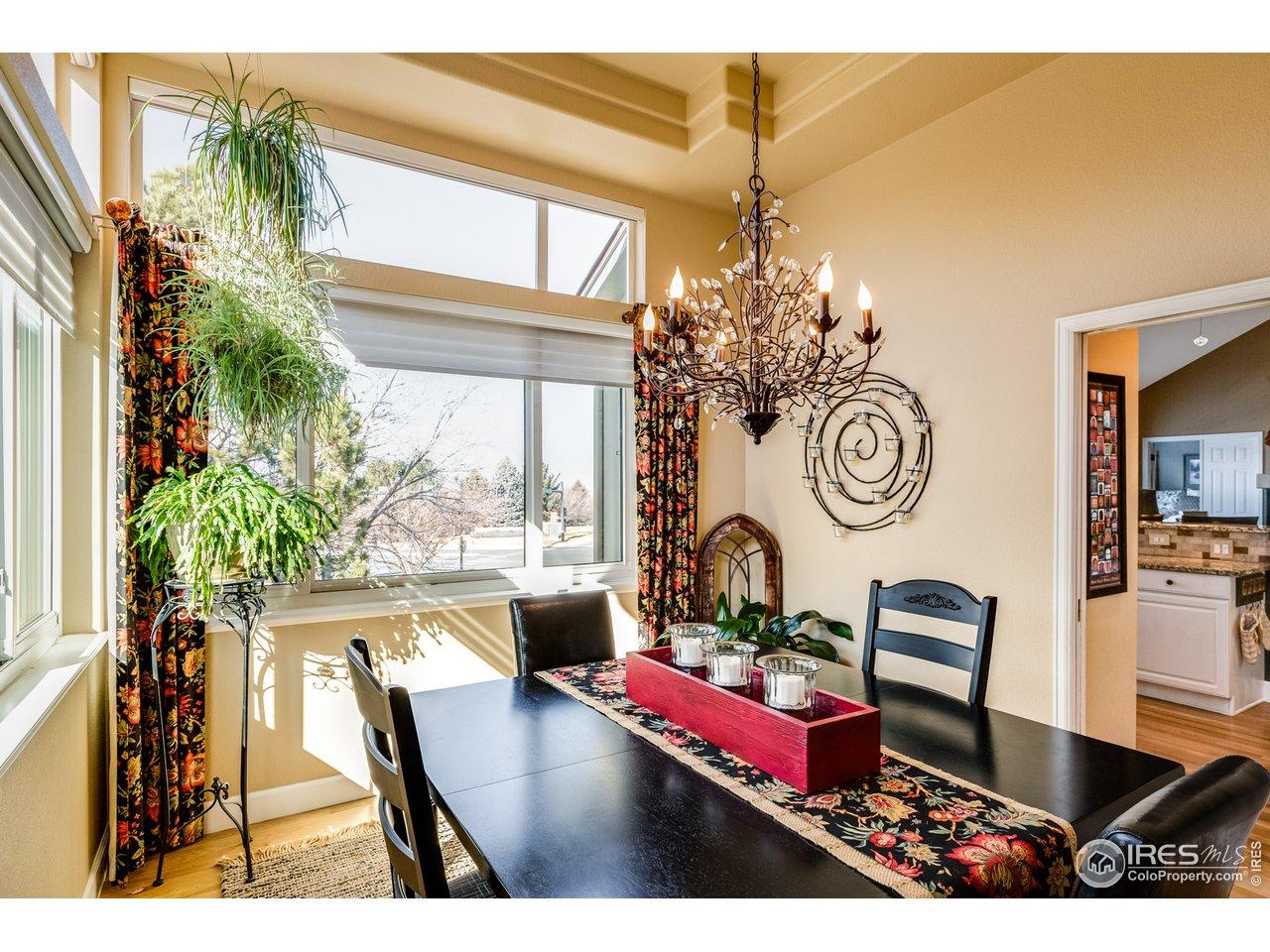 Dining Area - Great Light