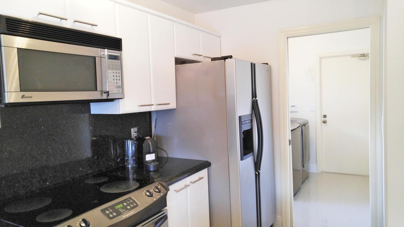 Kitchen to Laundry Room