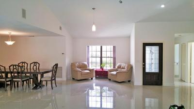 Family Rm to Living and Dining