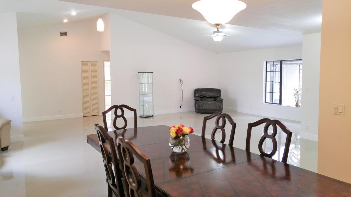Dining Area to Living Area