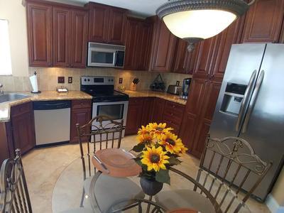 Wood Cabinetry & Granite