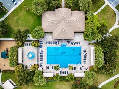 Greystone resort style pool