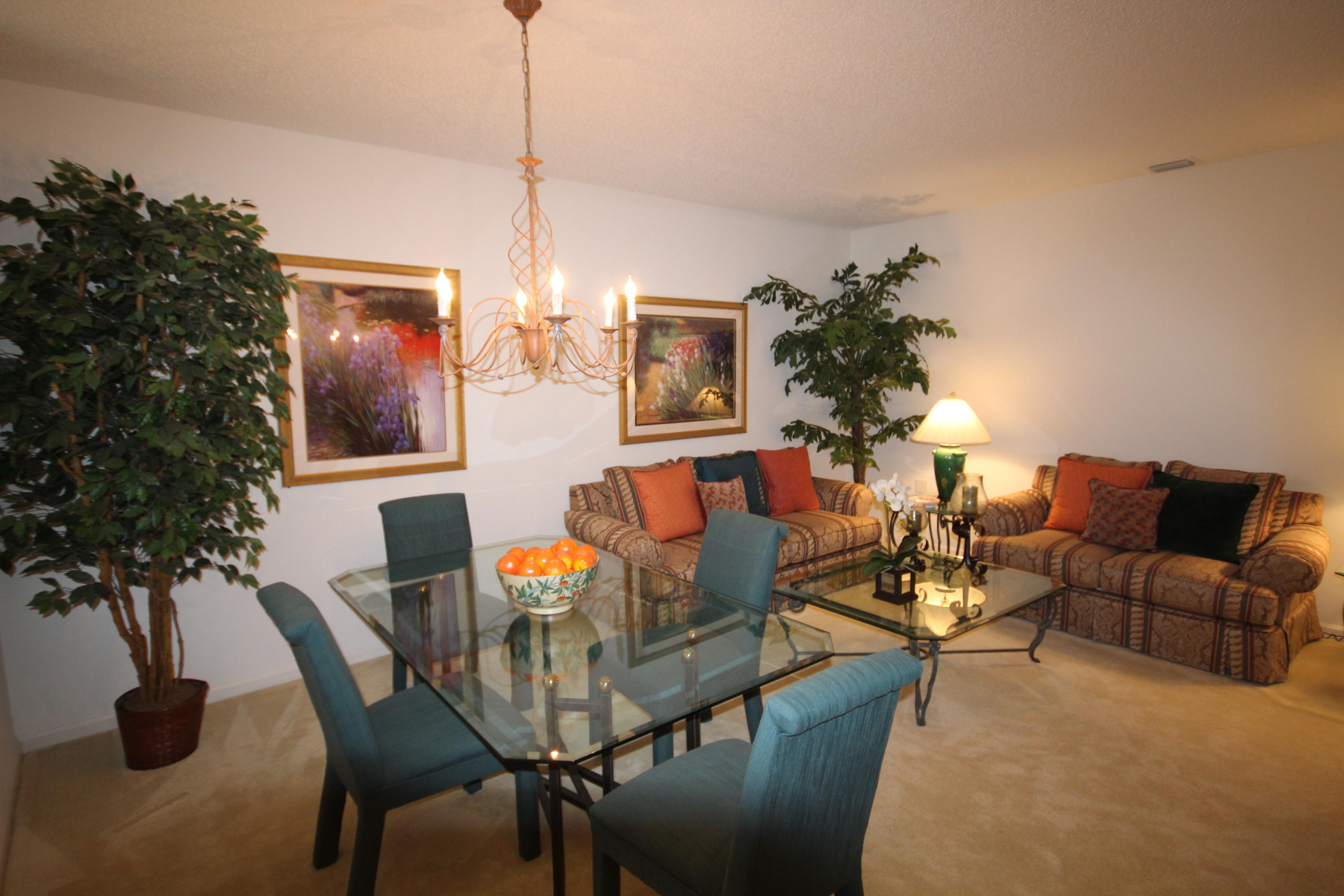 LIVING-DINING ROOMS
