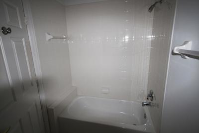 Tub in 2nd Bathroom