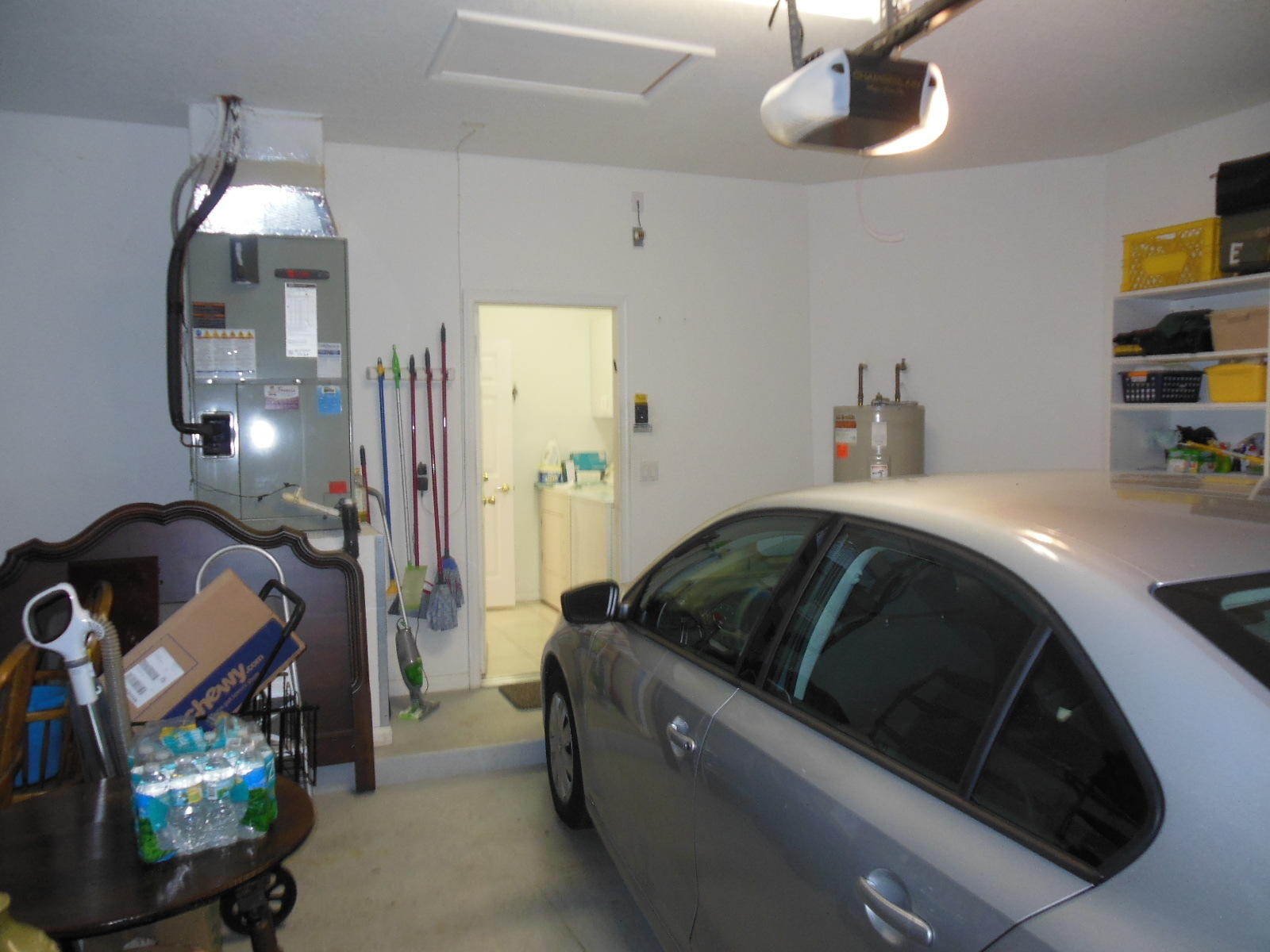 Two Car Garage