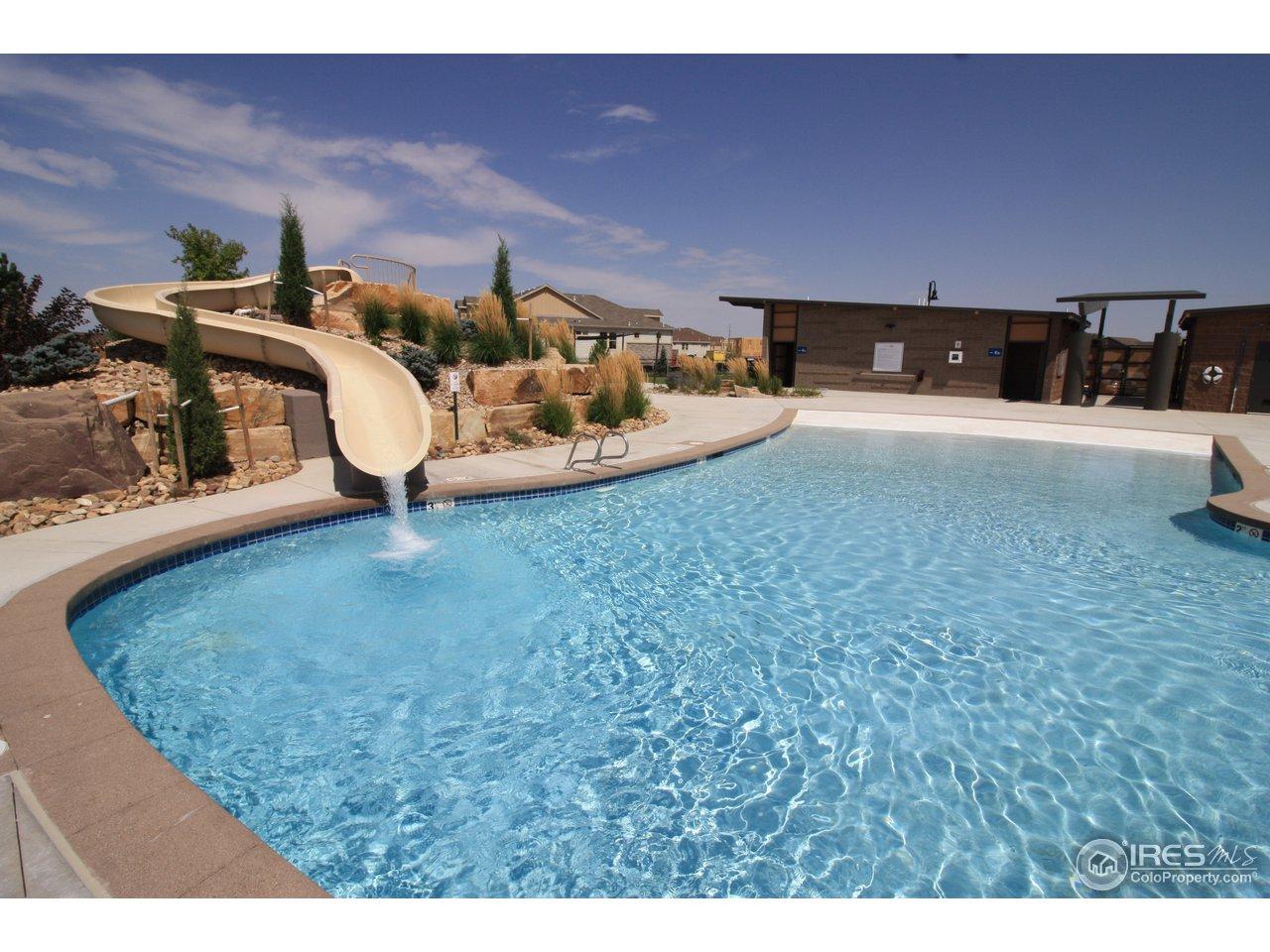 Awesome community pool!