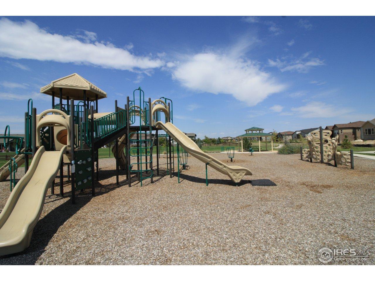 Very nice community park