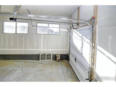 Extra single car garage